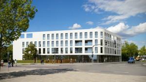 Wohn- und Geschäftshaus Q 107° Kirchheim